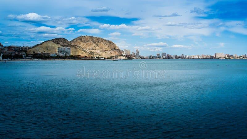 Alicante, Испания стоковая фотография