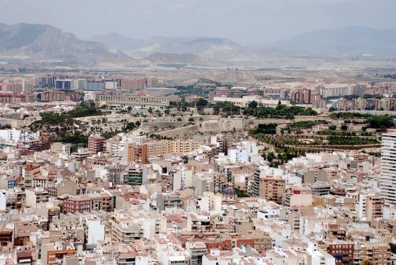Alicante Royalty Free Stock Photo