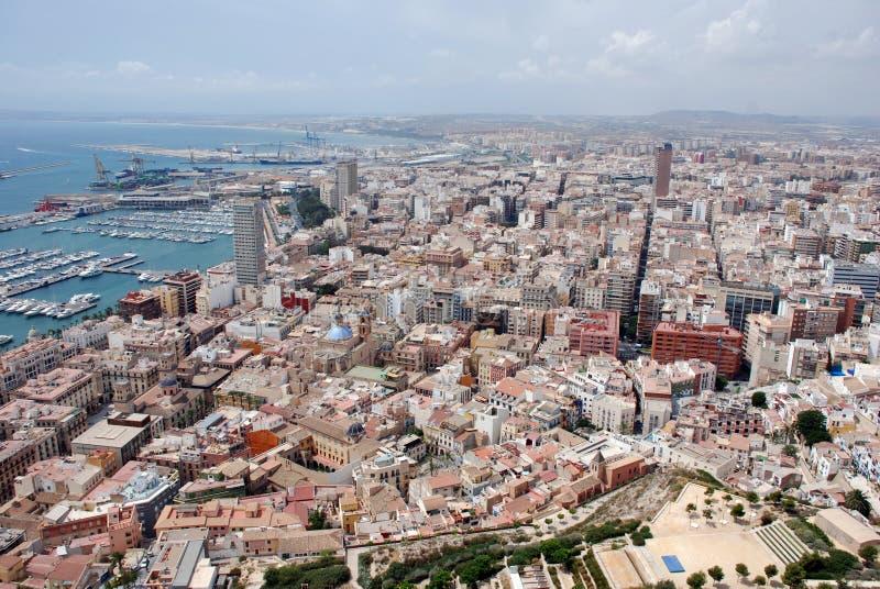 Download Alicante stock photo. Image of buildings, spain, alicante - 11418330