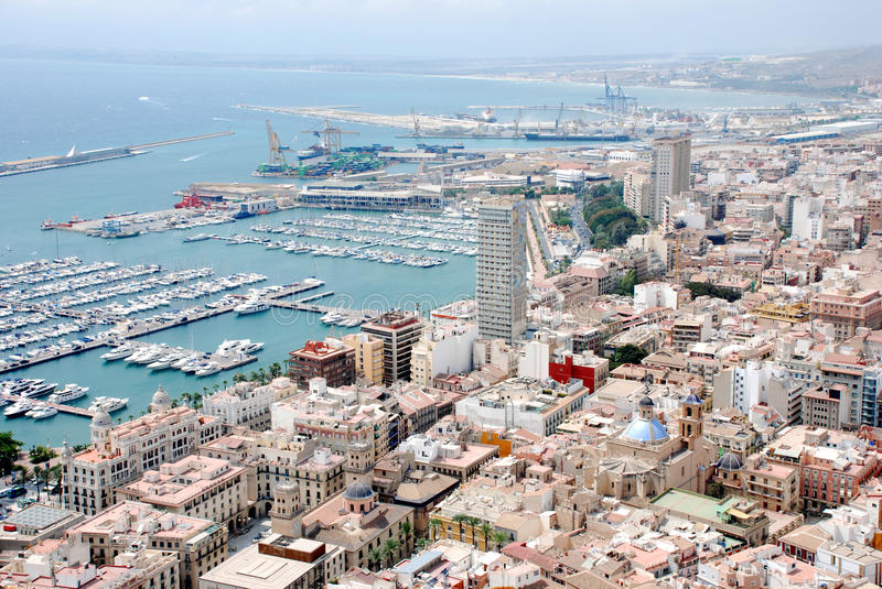 Download Alicante stock photo. Image of blanca, city, center, port - 11932584