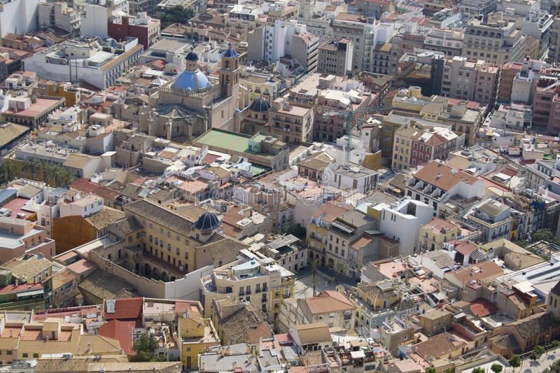Download Alicante Royalty Free Stock Image - Image: 14357686