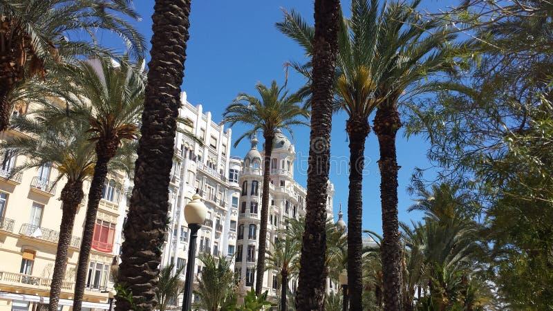 Alicante photo libre de droits