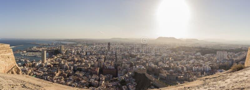 Alicante fotografia stock
