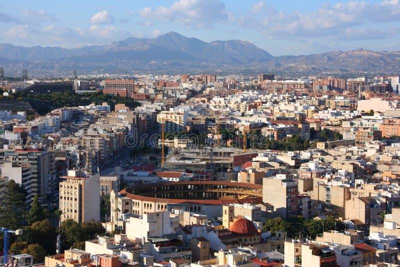 Download Alicante stock image. Image of city, landscape, spanish - 32147795
