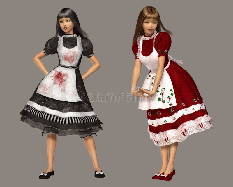 Alice απεικόνιση αποθεμάτων