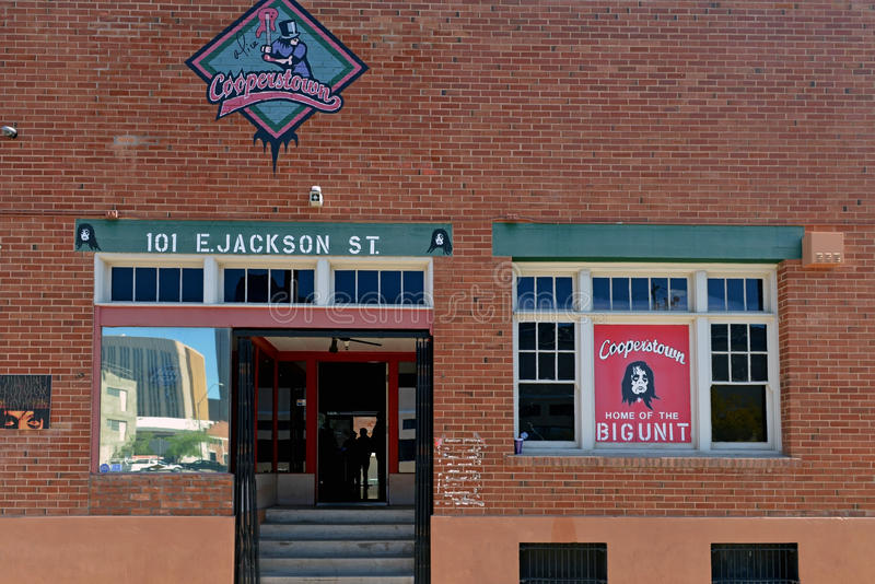 Alice Cooper restauracja w Phoenix zdjęcie stock