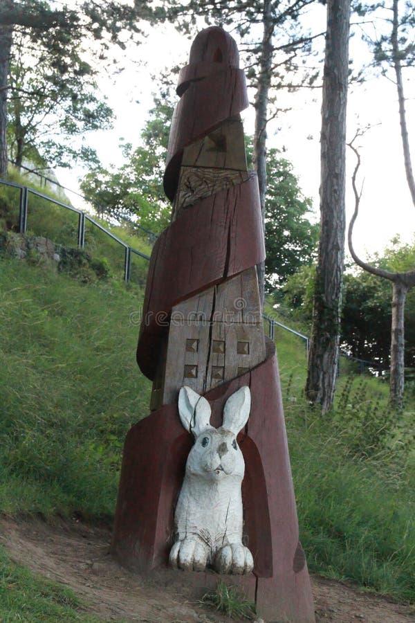 Alice's Adventures in Wonderland stock image