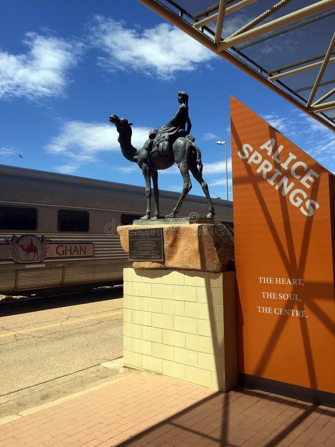 Alice Springs photo libre de droits