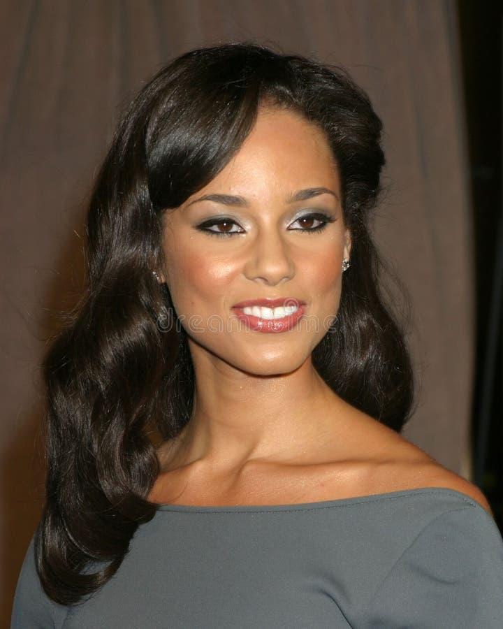 Download Alicia Keys redaktionelles stockbild. Bild von januar - 26358834