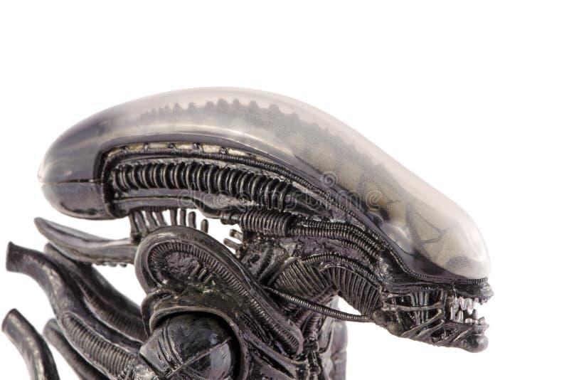 alien головка стоковая фотография rf