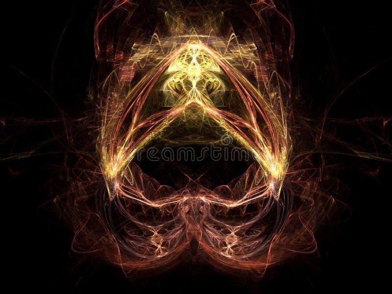 alien космос иллюстрация штока