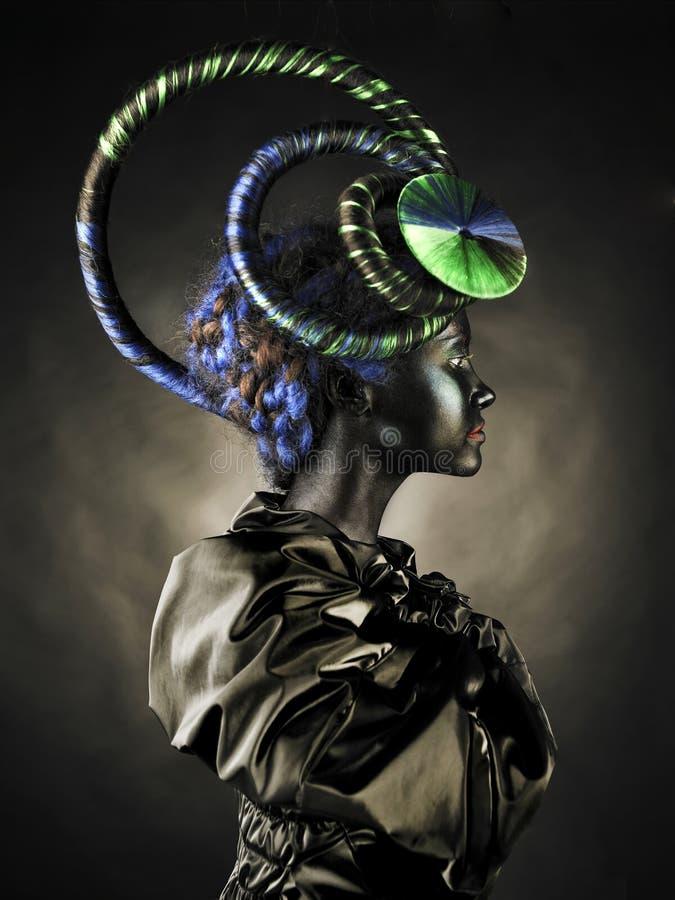 alien красивейшая повелительница стоковые фото