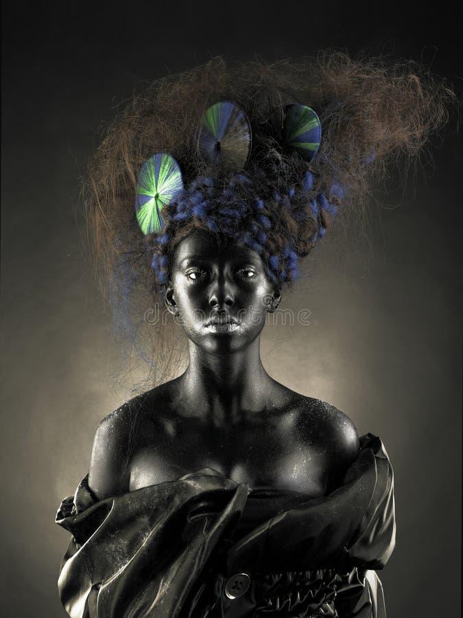 alien красивейшая повелительница стоковые фотографии rf