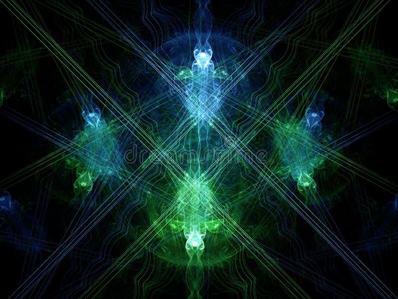 Download Alien нападение иллюстрация штока. иллюстрации насчитывающей земля - 475770