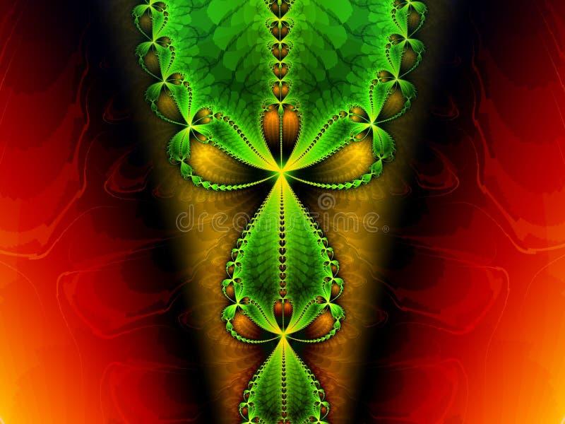 alien сторона стоковое изображение rf
