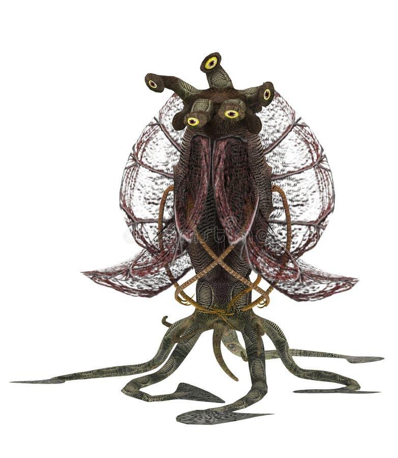 Free Alien Creature Stock Image - 80510271