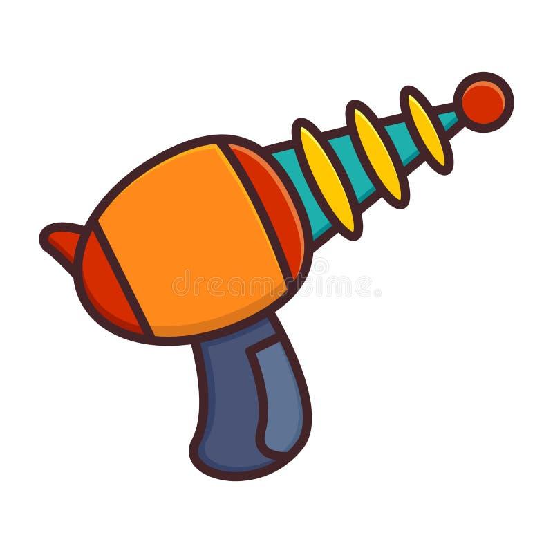 alien laser gun stock vector illustration of cute clip 61043229 rh dreamstime com Bumper Cars Clip Art Water Balloon Clip Art