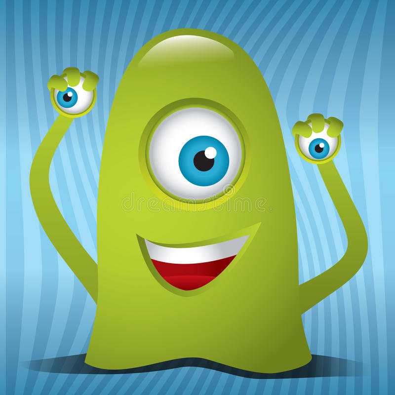 Download Alien Monster Royalty Free Stock Photography - Image: 22733647