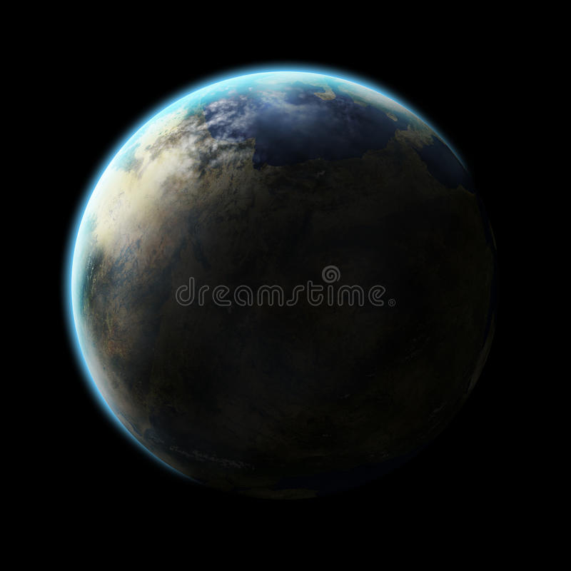 Free Alien Planet Stock Photos - 27091513