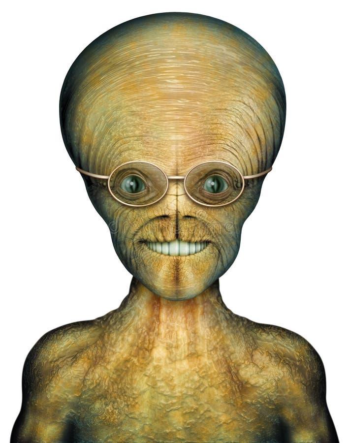 Alien Scholar
