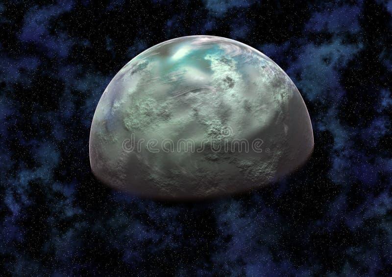 Download Alien World In Space stock illustration. Illustration of exploration - 6162240