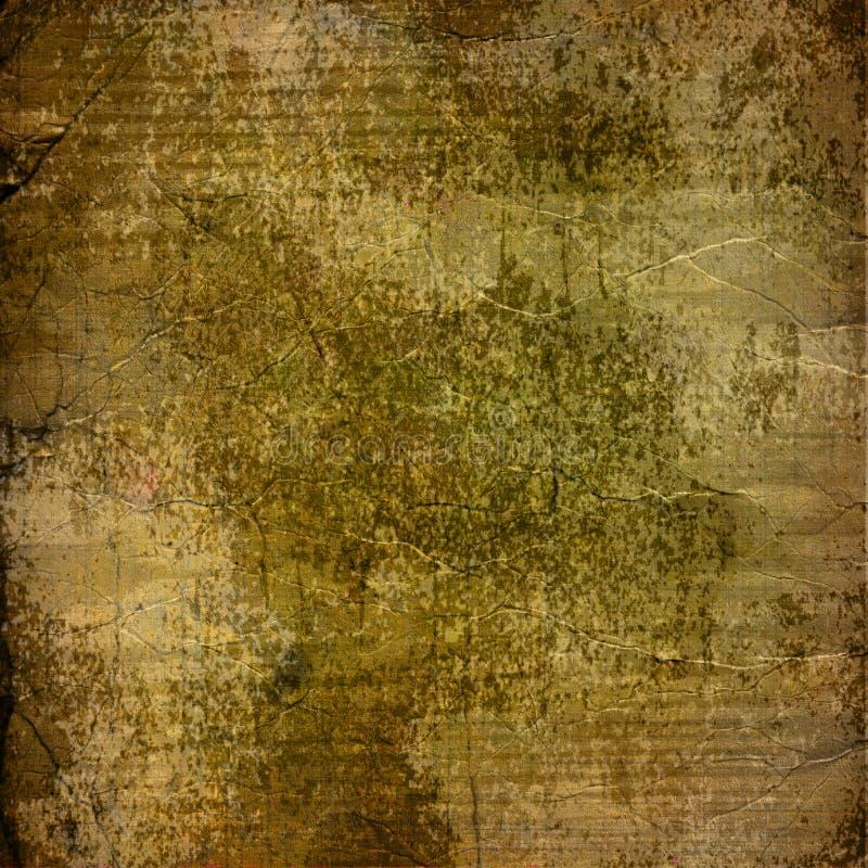 alienerat använt bakgrundspapper vektor illustrationer