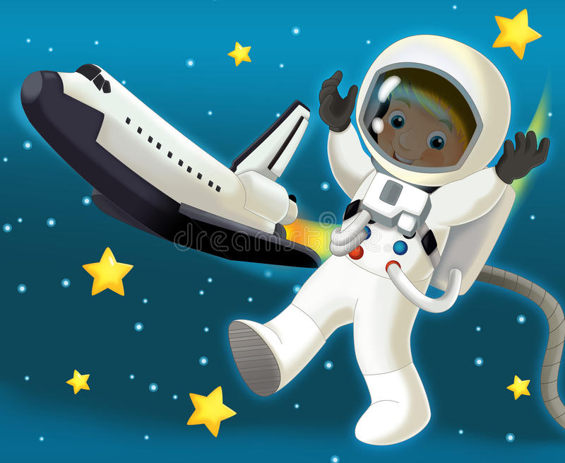 Download The Aliens Subject - Ufo - Star - Kindergarten - Menu - Screen - Space For Text - Happy And Funny Mood - Illustration For The Chil Stock Illustration - Illustration of education, celestial: 32380893