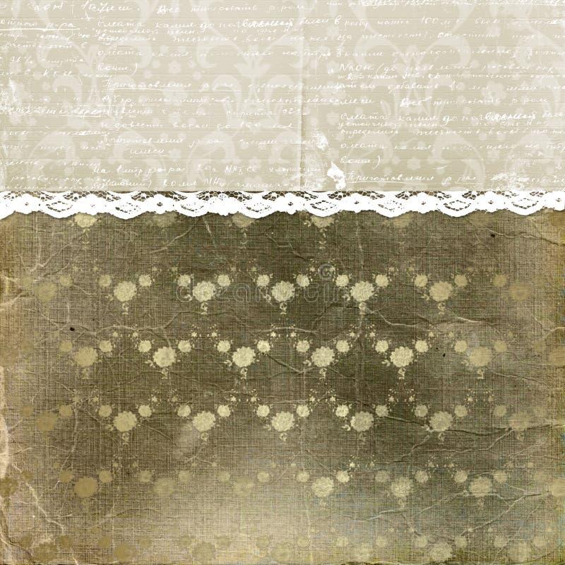 alienujący okładkowy photoalbum ilustracja wektor