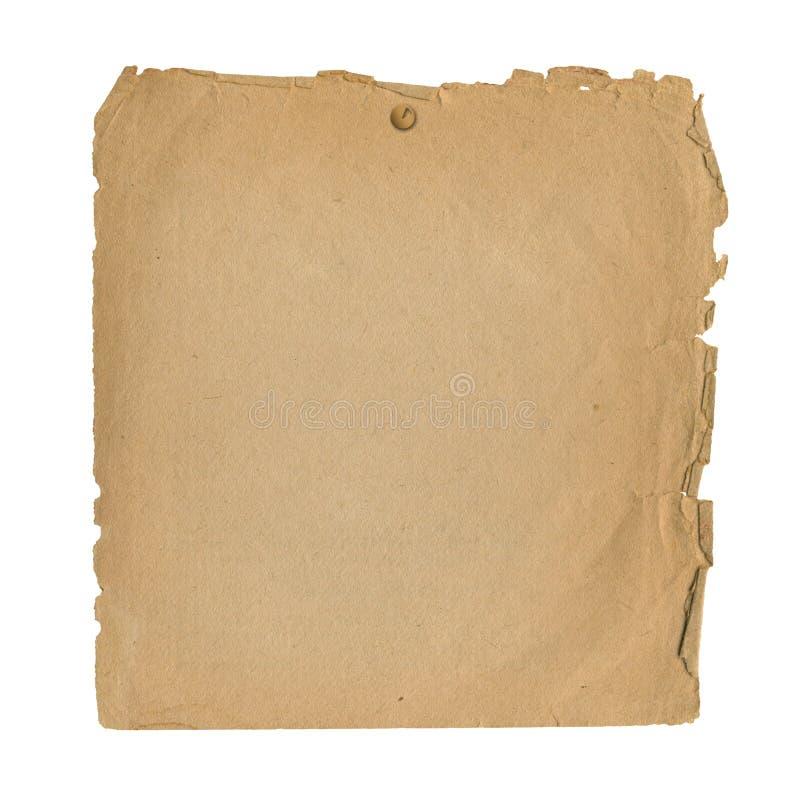 alienujący projekta grunge papier obrazy stock