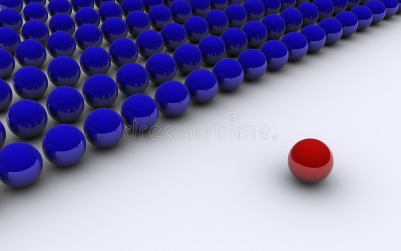 Download Alignment stock illustration. Image of line, illustration - 5447881