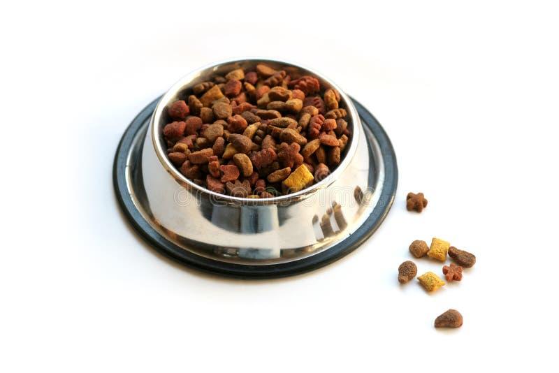 Aliment pour animaux familiers photos stock