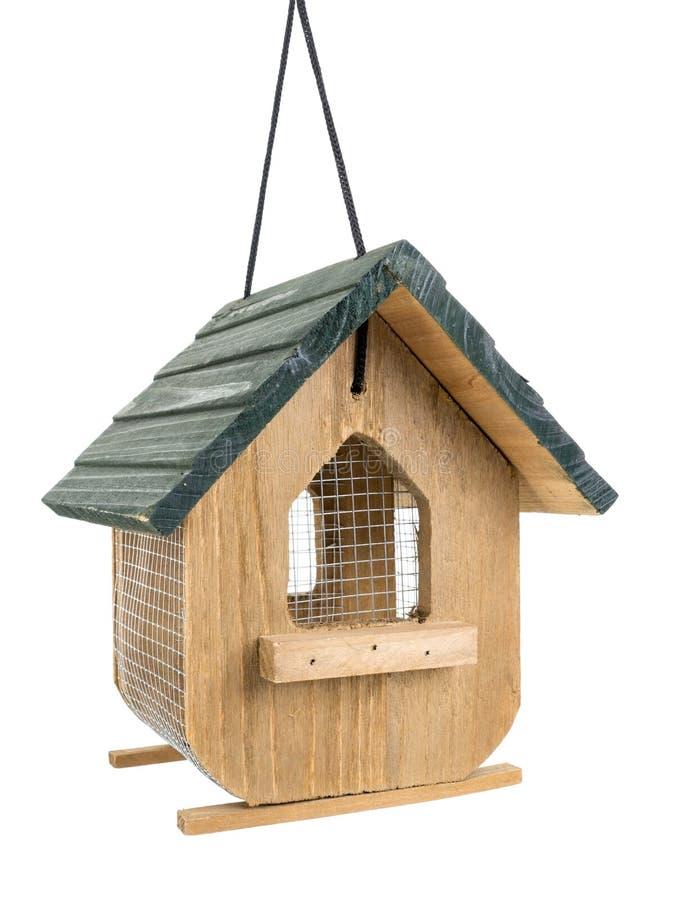 Alimentatore dell'uccello fotografie stock libere da diritti