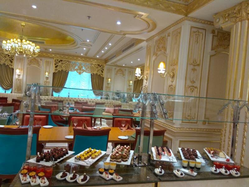 Alimento árabe fotografia de stock