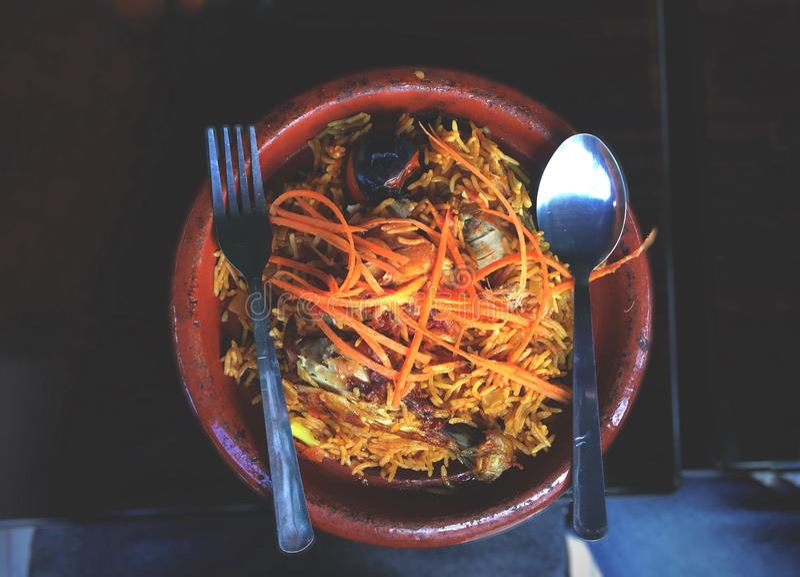 Alimento árabe imagens de stock royalty free