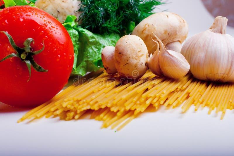 Alimento útil à saúde foto de stock