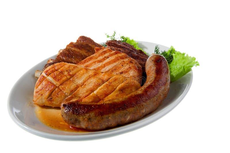 Download Alimento aislado imagen de archivo. Imagen de cocina, adorne - 7275151