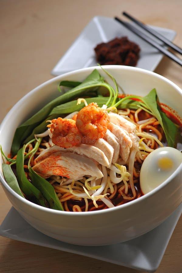 Alimento asiático foto de archivo