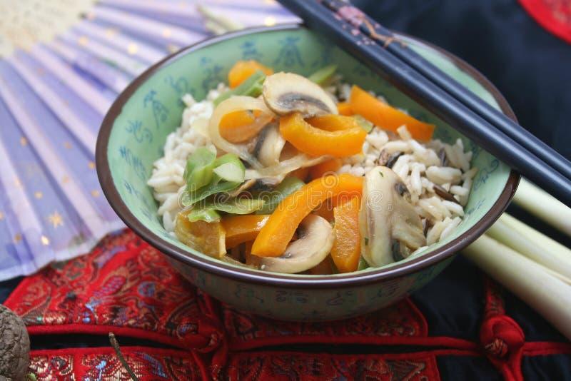 Download Alimento asiático foto de archivo. Imagen de sano, asiático - 7151008