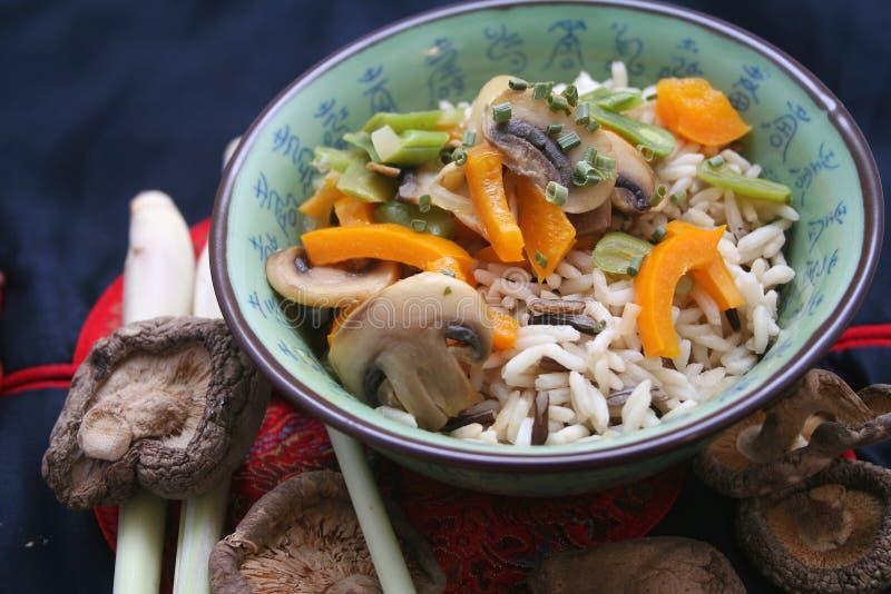 Download Alimento asiático foto de archivo. Imagen de almuerzo - 7151068