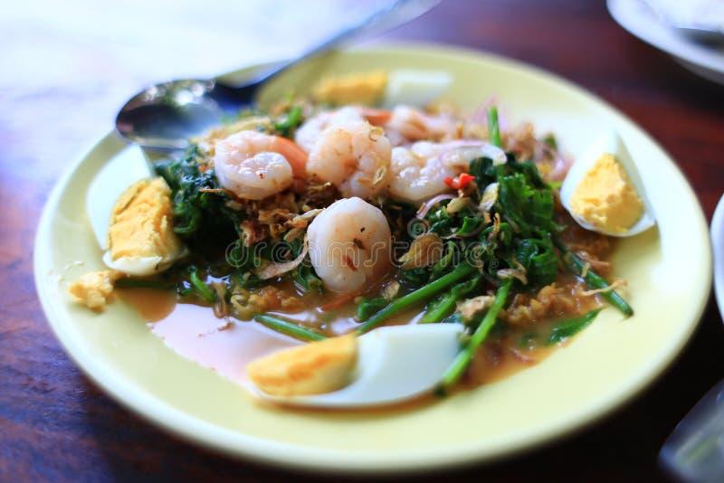 Alimento asiatico piccante immagine stock libera da diritti