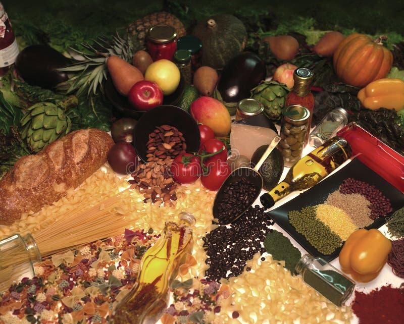Alimento biológico foto de archivo