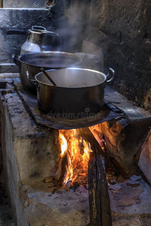 Alimento brasileiro tradicional foto de stock