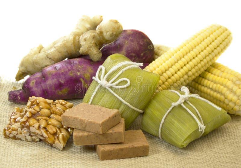 Alimento brasileiro tradicional imagens de stock