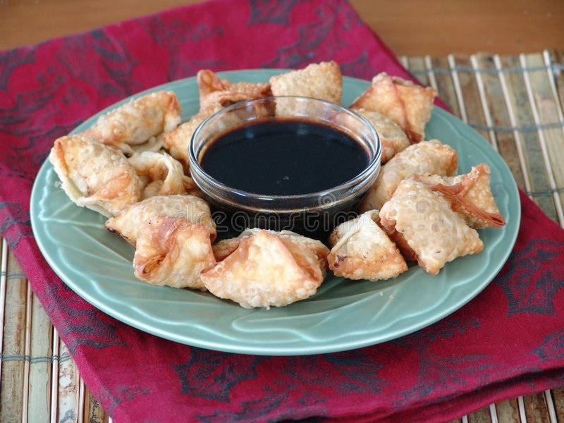 Alimento chinês imagens de stock