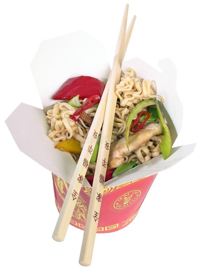 Alimento chinês fotos de stock