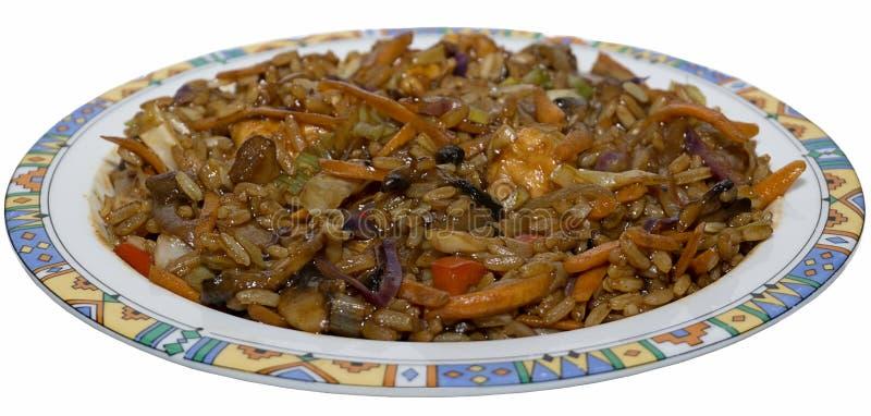 Download Alimento chinês imagem de stock. Imagem de cozinheiro - 80103201