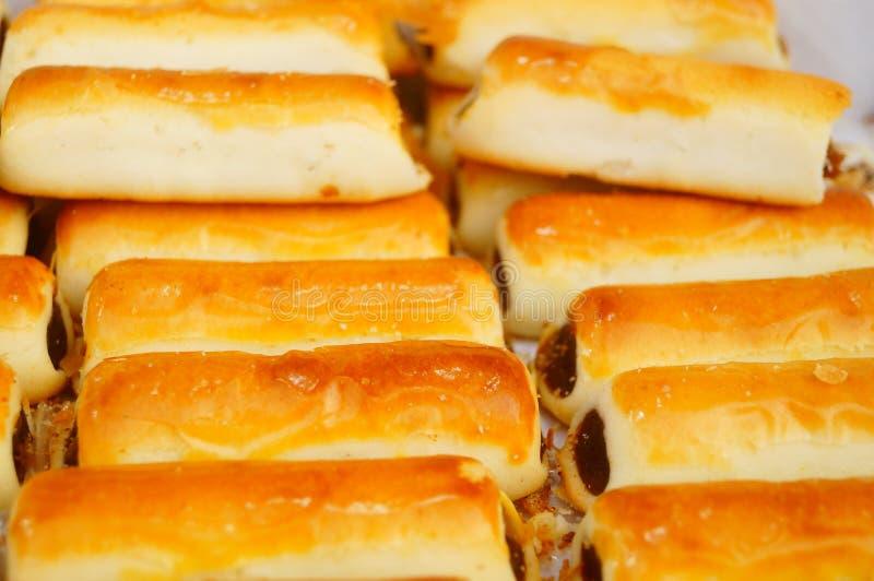 Alimento chinês do açúcar imagem de stock royalty free