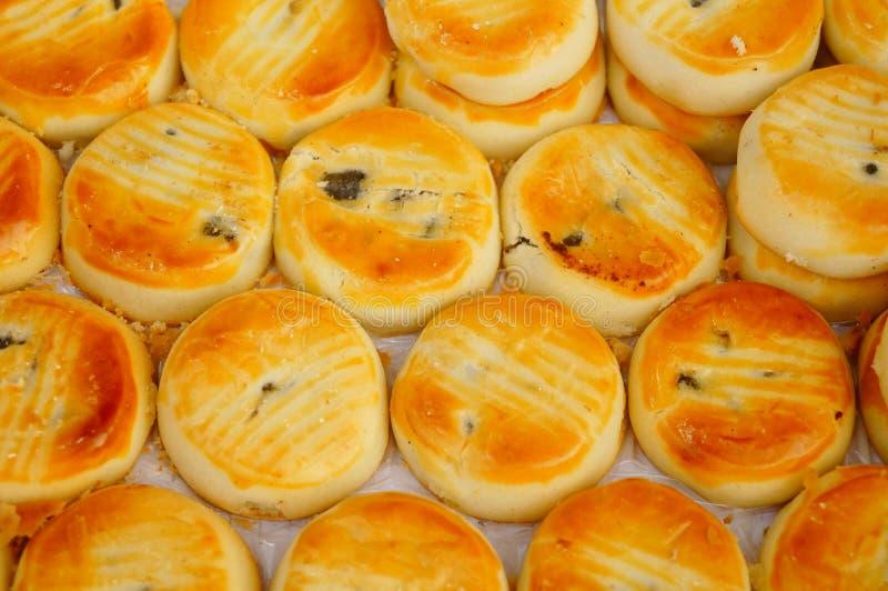 Alimento chinês do açúcar imagem de stock