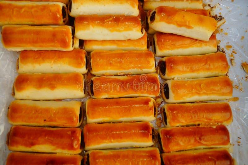 Alimento chinês do açúcar imagens de stock