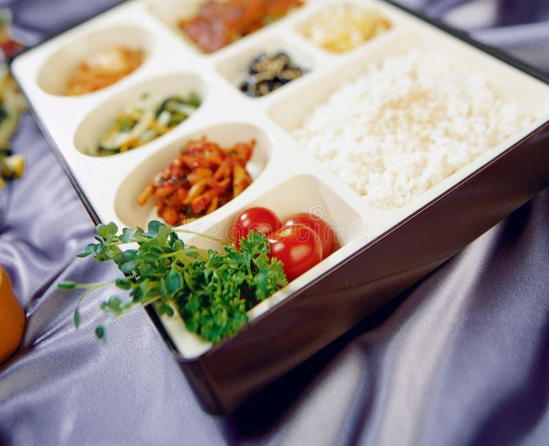 Alimento coreano imagen de archivo libre de regalías